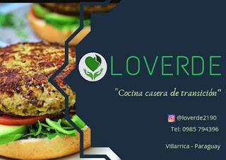 Loverde, Cocina Casera de Transición Vegetariana