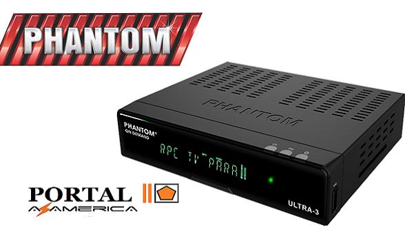 Resultado de imagem para PHANTOM ULTRA 3 (ANTIGO) portal azamerica