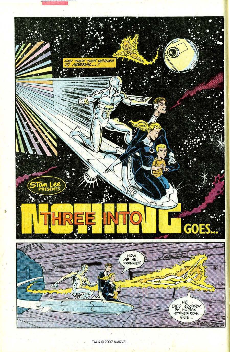 Read online Silver Surfer (1987) comic -  Issue #15 - 6