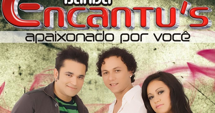 cd banda encantus vol 4