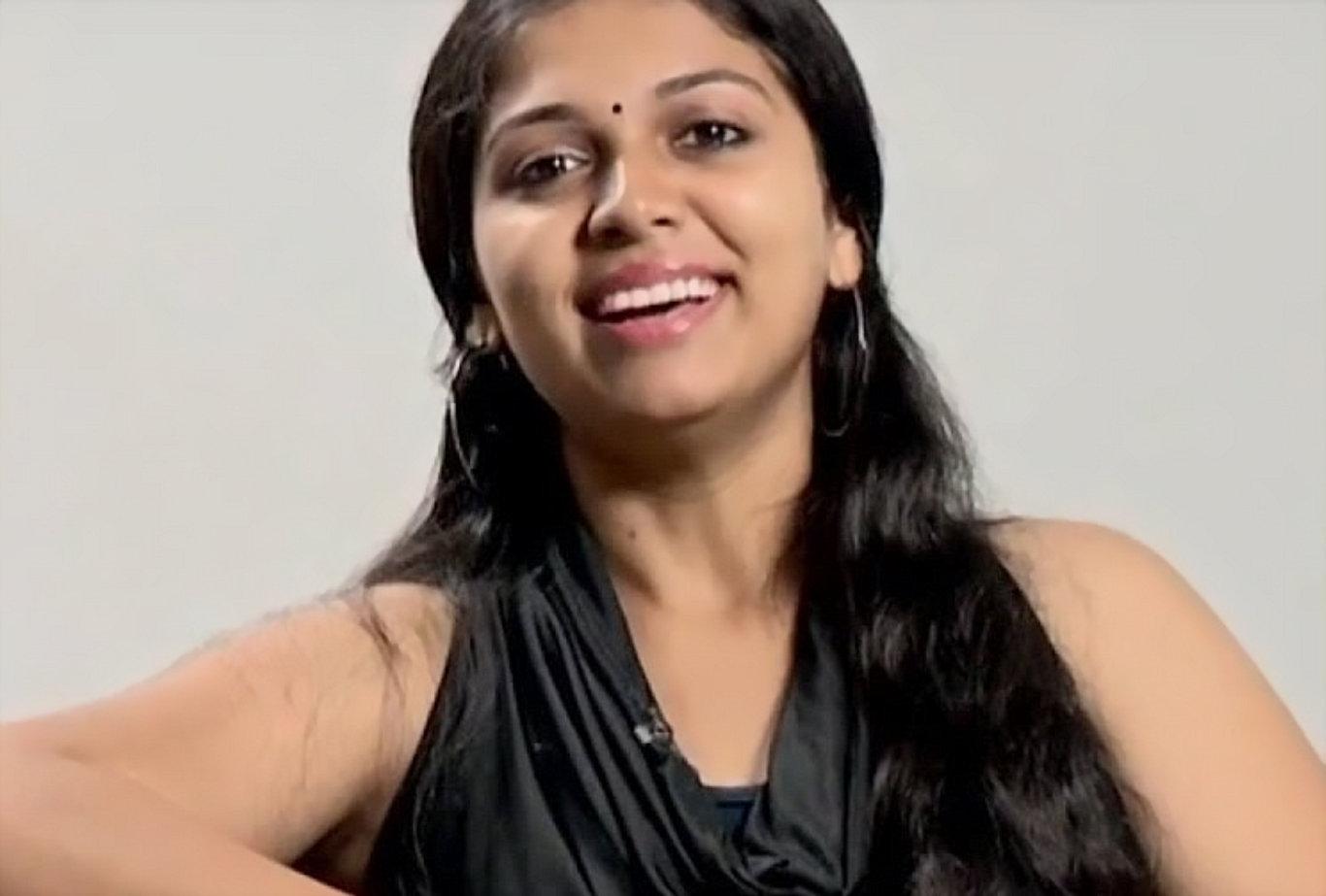 Anjali Aneesh Upasana Latest Wallpaper
