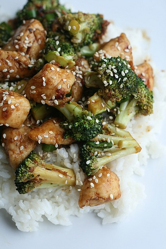 Tasty Chicken Broccoli