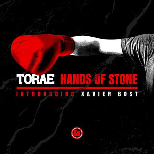"Torae - ""Hands Of Stone"" f. Xavier Bost"