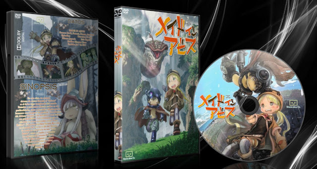 Made in Abyss | Cover DVD | MEGA |