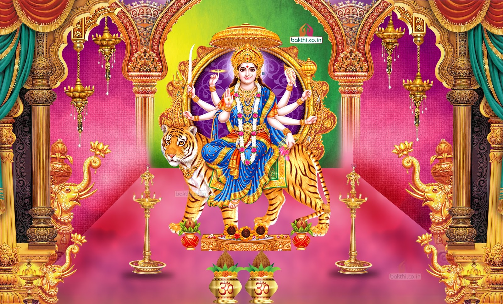 Durga Mata Hd Wallpaper Free Download Vinnyoleo Vegetalinfo