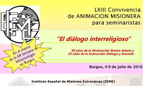 Curso de Verano de Misionología en Segovia