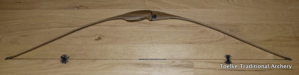 Toelke Traditional Archery One And Two Piece Bow Designs