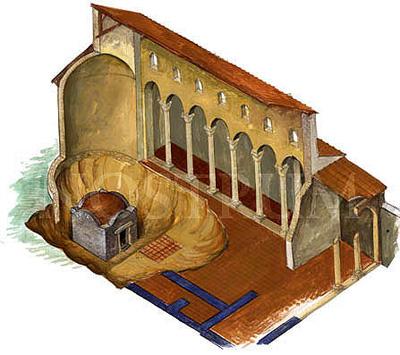 CALEA SPRE HRISTOS: 4 IUNIE: Sf. Mucenici Zotic, Atal, Camasie şi Filip de  la Niculiţel (VIAŢA, ACATISTUL, MOAŞTE, HRAM)