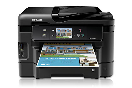 Download Epson WorkForce WF-3540 Drivers