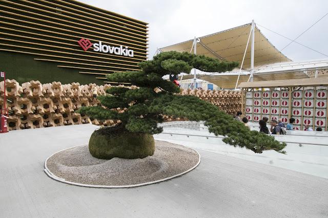 Padiglione Slovacchia-Expo 2015-Milano