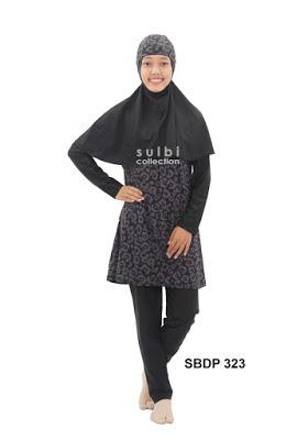 Model Pakaian Renang Muslimah terbaru