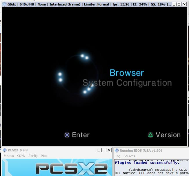 emulatore ps2 funzionante