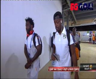 اهداف مباراة ساحل العاج وجمهورية الكونجو 2-2  بطولة الامم الافريقية 20-1-2017