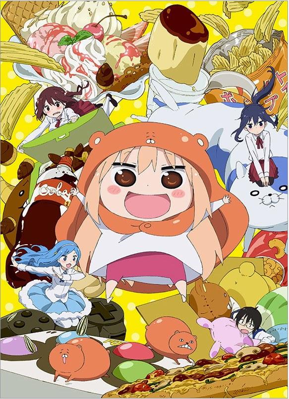 Plakat z Himouto! Umaru-chan