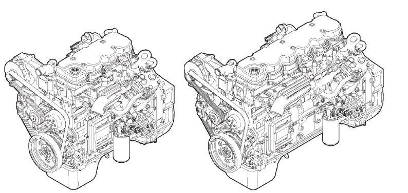 Datos Tecnicos Diesel: Motor Cummins ISB 4 y 6 Cilindros