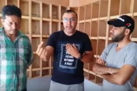 آخر مستجدات ديربي الصفوة المغربي بكاميرا أزولاي