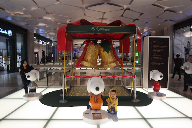 SNOOPY & THE PEANUTS GANG, JUSTICE LEAGUE COSPLAY, TEATER THE MONKEY KING DI RESORTS WORLD GENTING