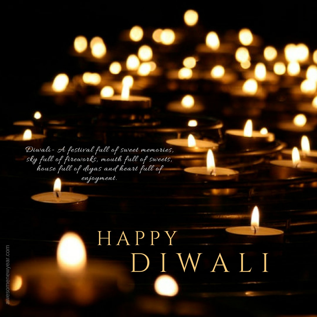 Happy Diwali Quotes with Images Photos | Deepavali Wishes