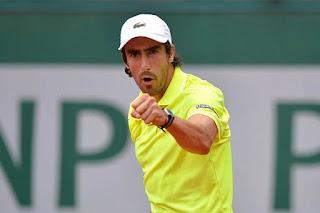 Pablo Cuevas tennis