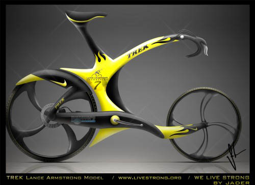 DH freeride bike-concept by