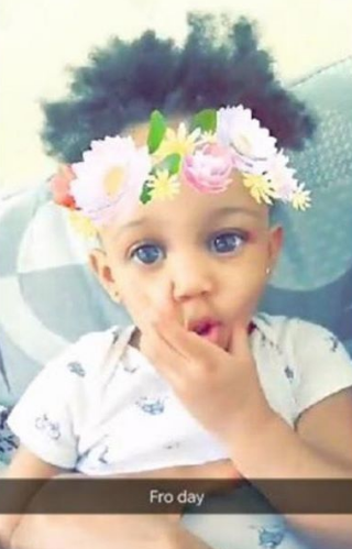 Jude Okoye's adorable daughter, Emma is his 'Woman Crush Wednesday' today (See Photo)