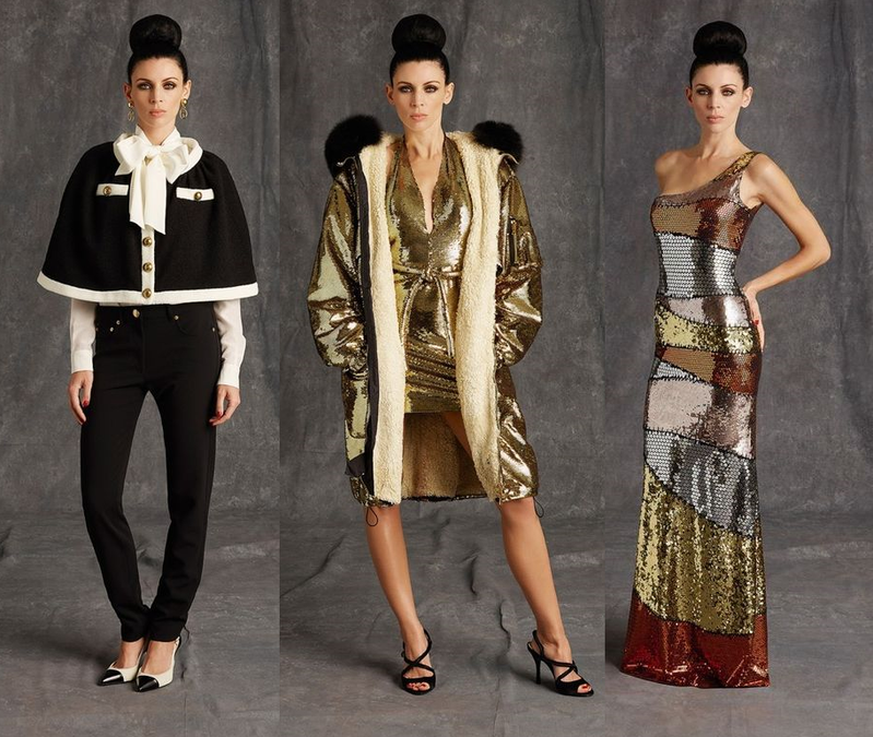 Moschino Liberty Ross