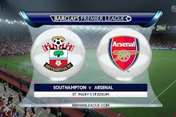 Live Streaming Southampton vs Arsenal 10 Desember 2017
