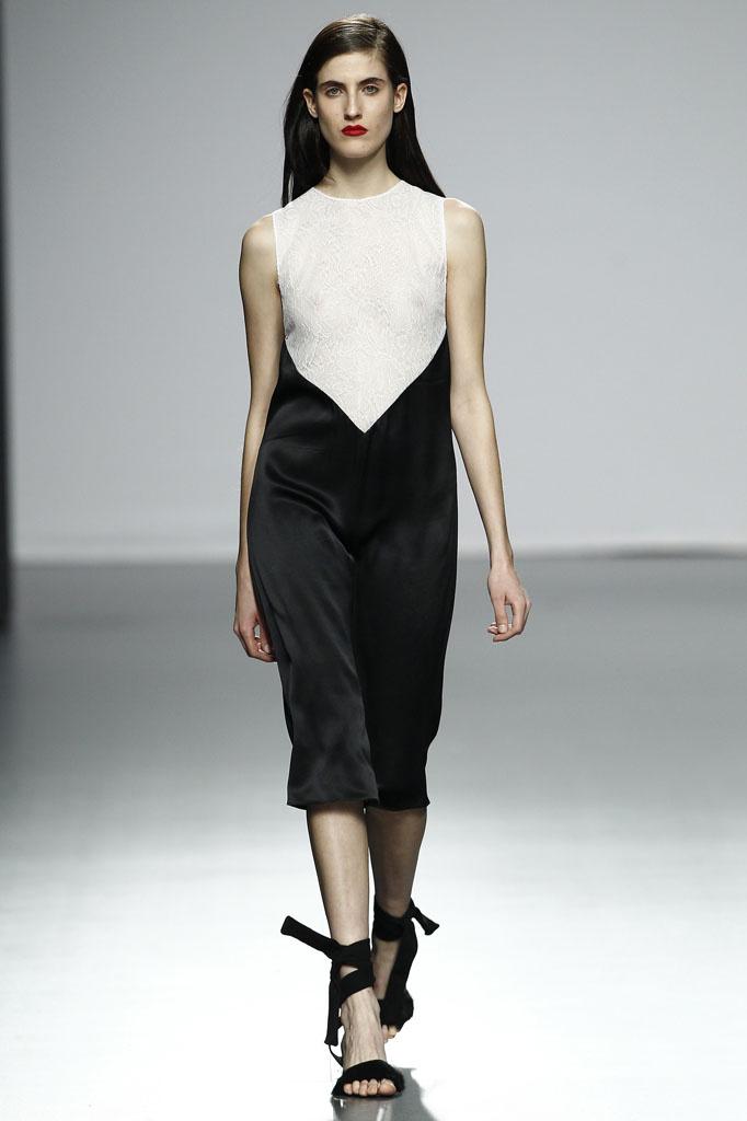 Minimalistic Modern Classics dress