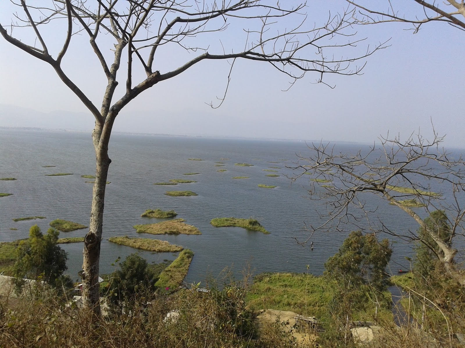 Traveling Through Manipur, Loktak Lake and Imphal