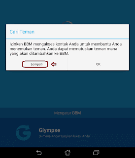 MEMBUATi BLACKBERRY MESSENGER ANDROID TERBARU
