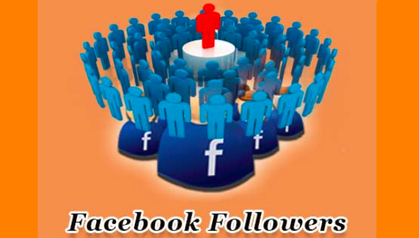 How can you see who is following you on facebook