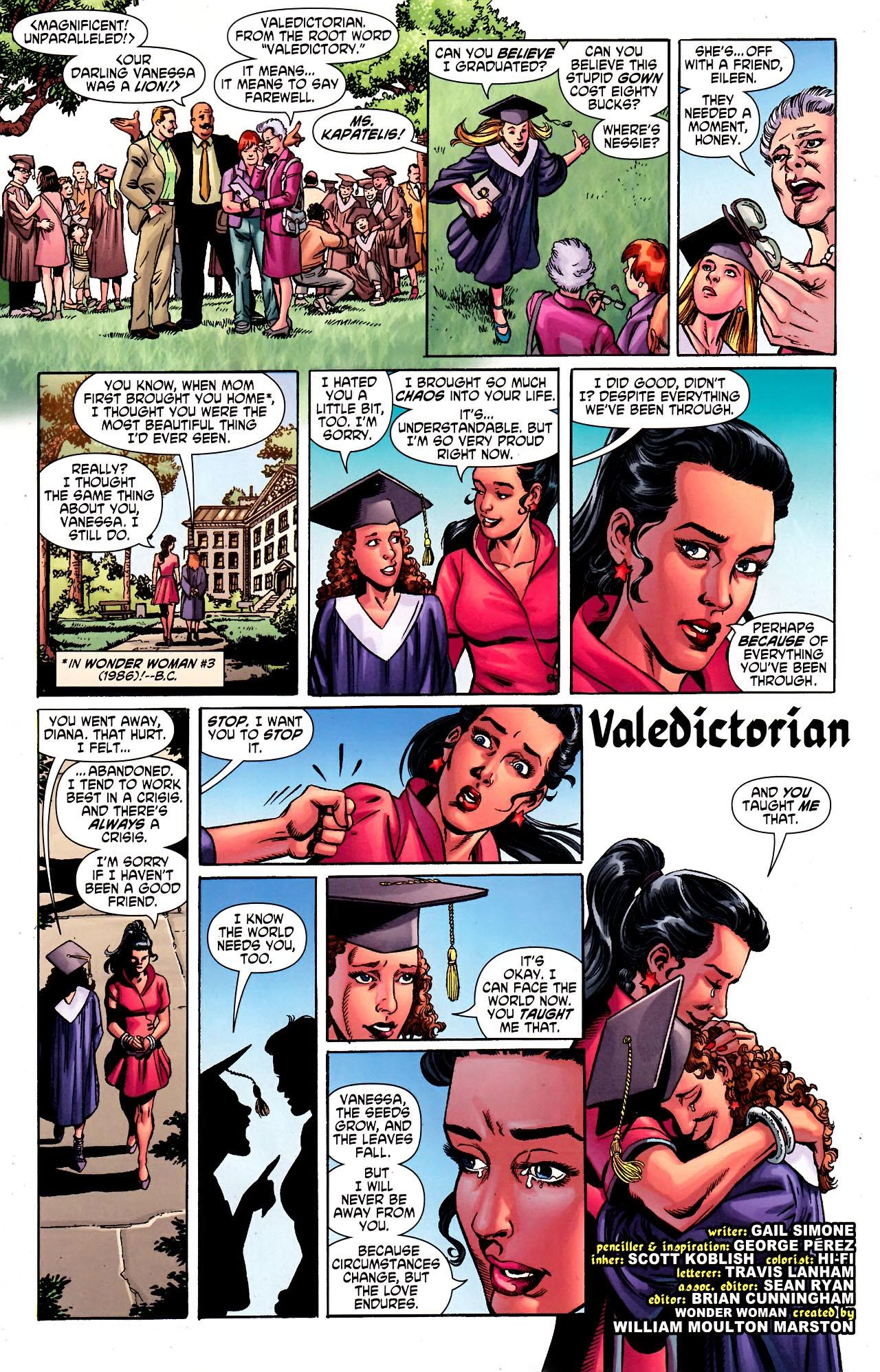 Read online Wonder Woman (2006) comic -  Issue #600 - 9