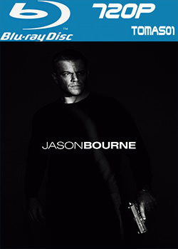Jason Bourne (2016) BDRip m720p / BRRip 720p