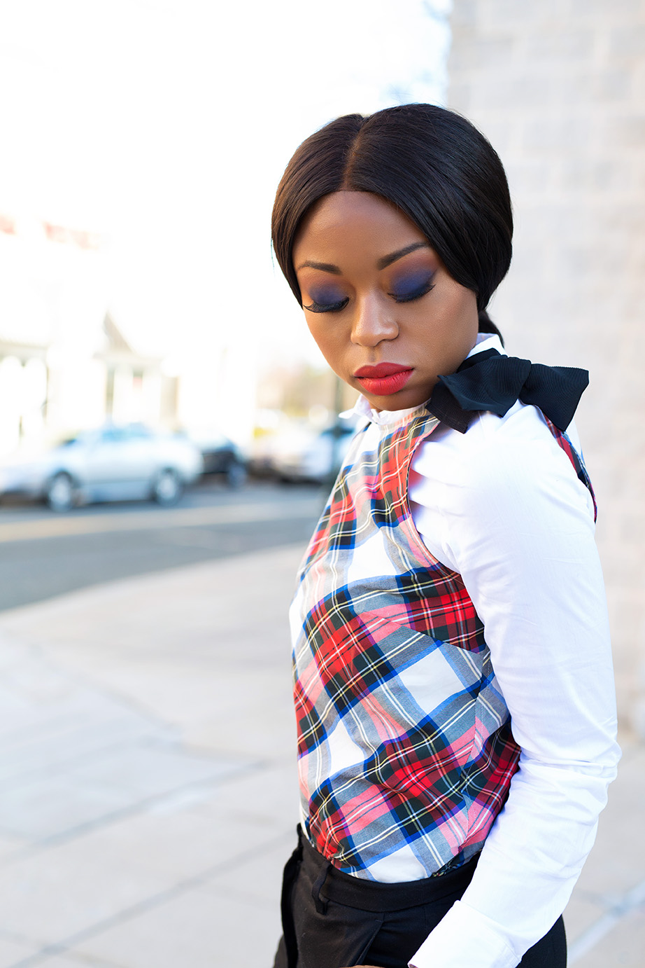 jcrew festive plaid, www.jadore-fashion.com