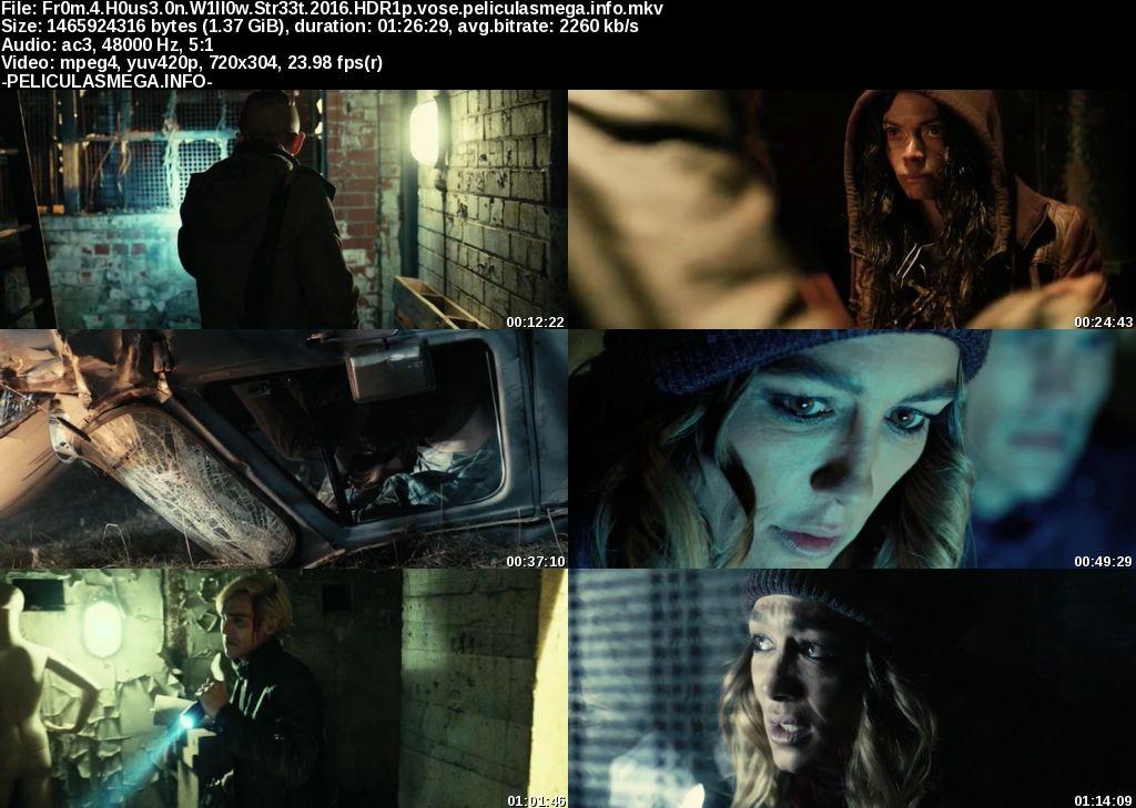 Descargar From a House on Willow Street Subtitulado por MEGA.