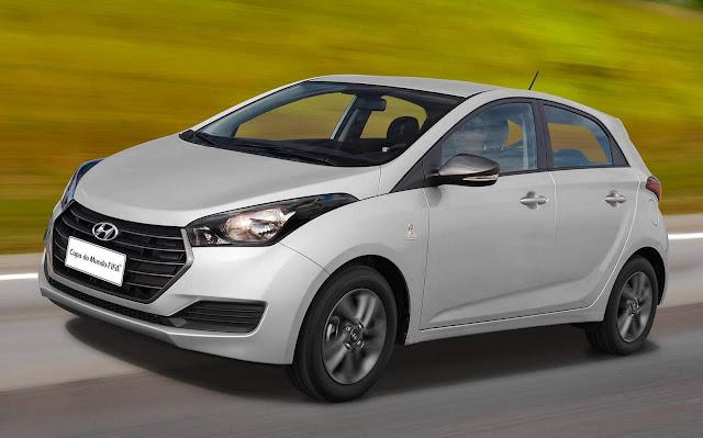 Hyundai HB20 2018 Copa do Mundo Fifa - Preço