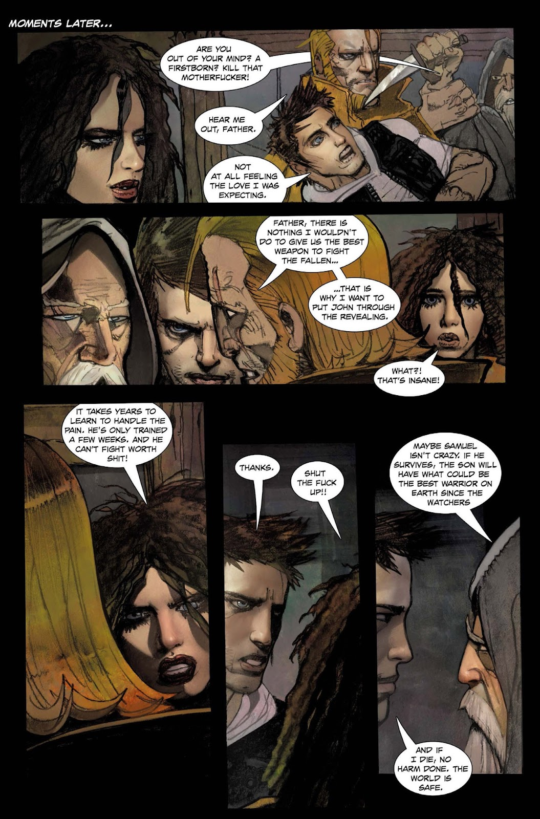13 Coins issue TPB - Page 98