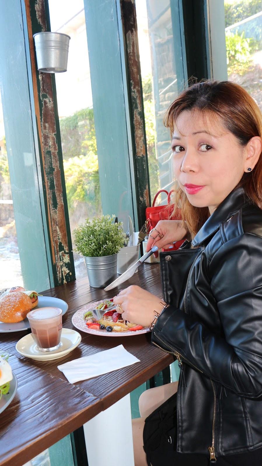 Sydney cafe blog