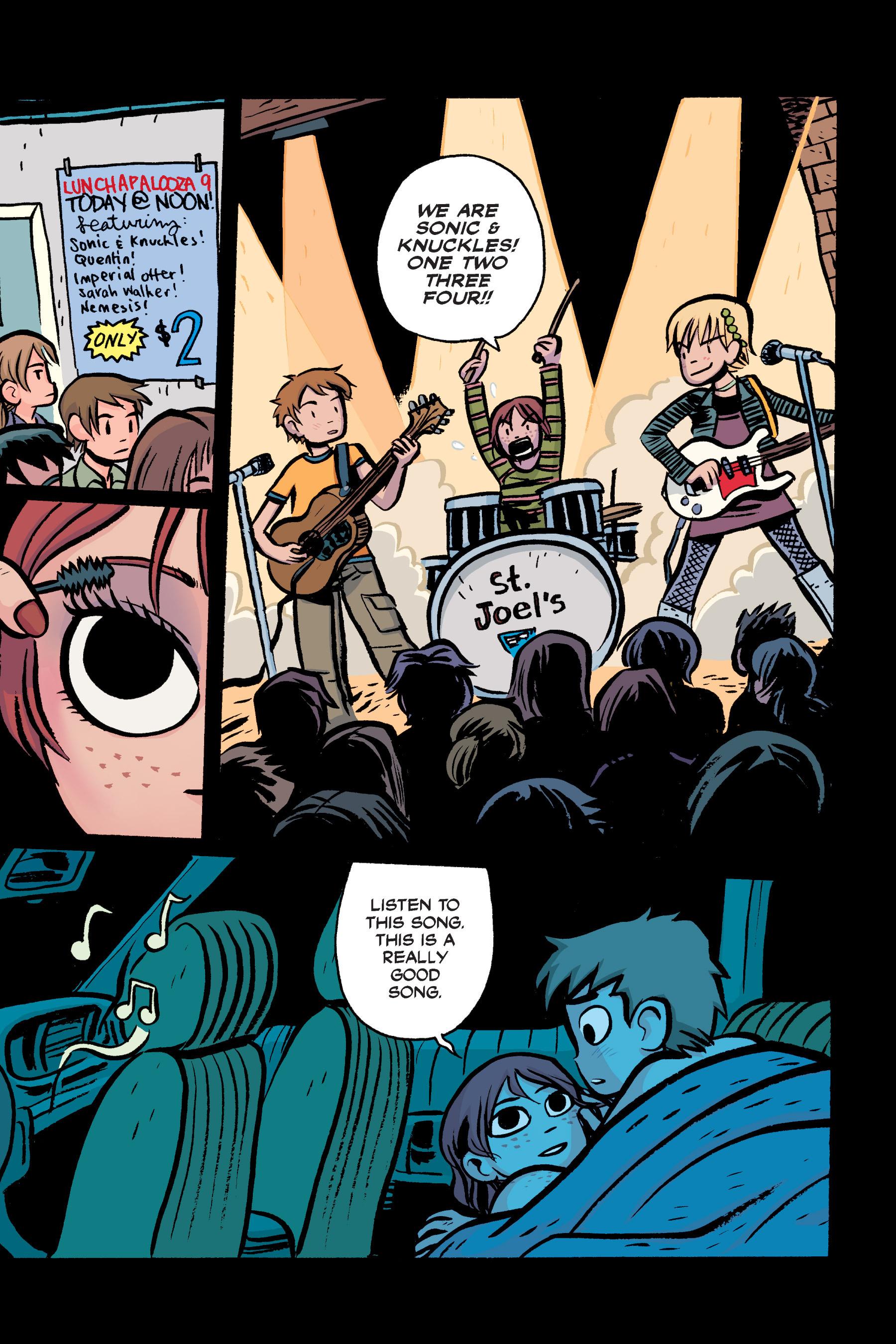 Read online Scott Pilgrim comic -  Issue #2 - 31