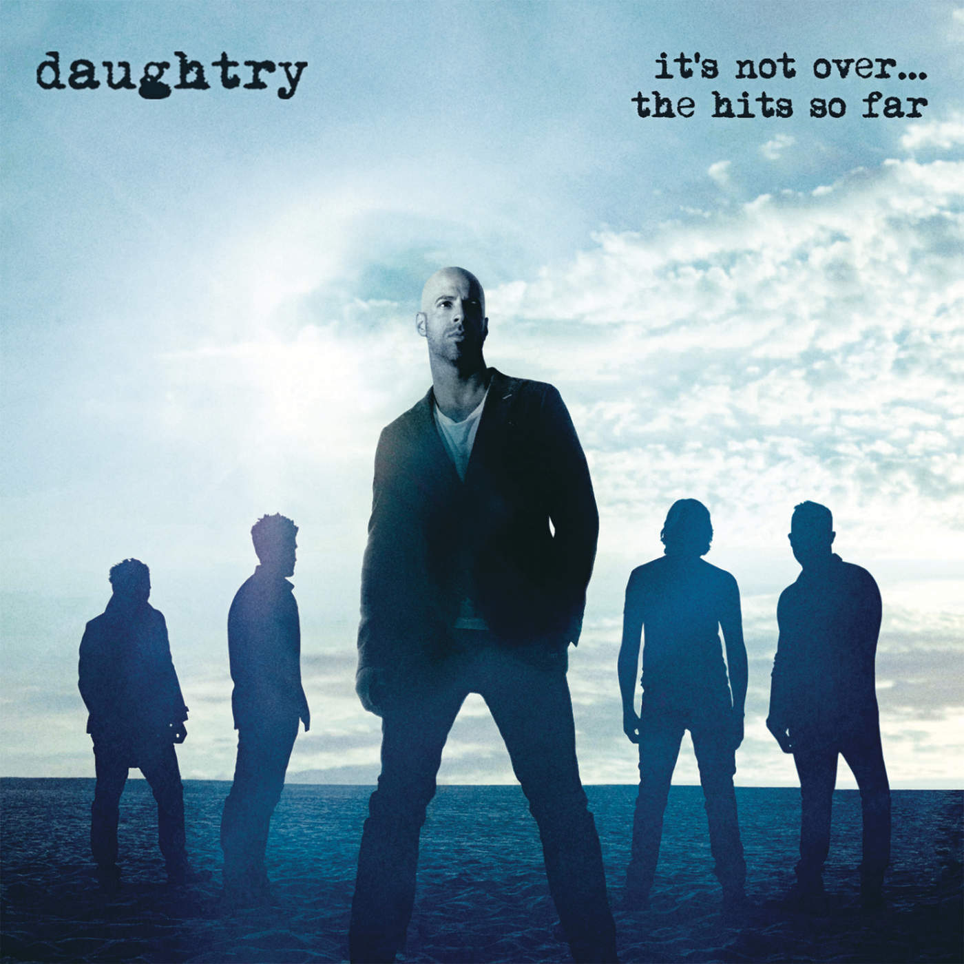 Daughtry - It's Not Over.... The Hits So Far Cover
