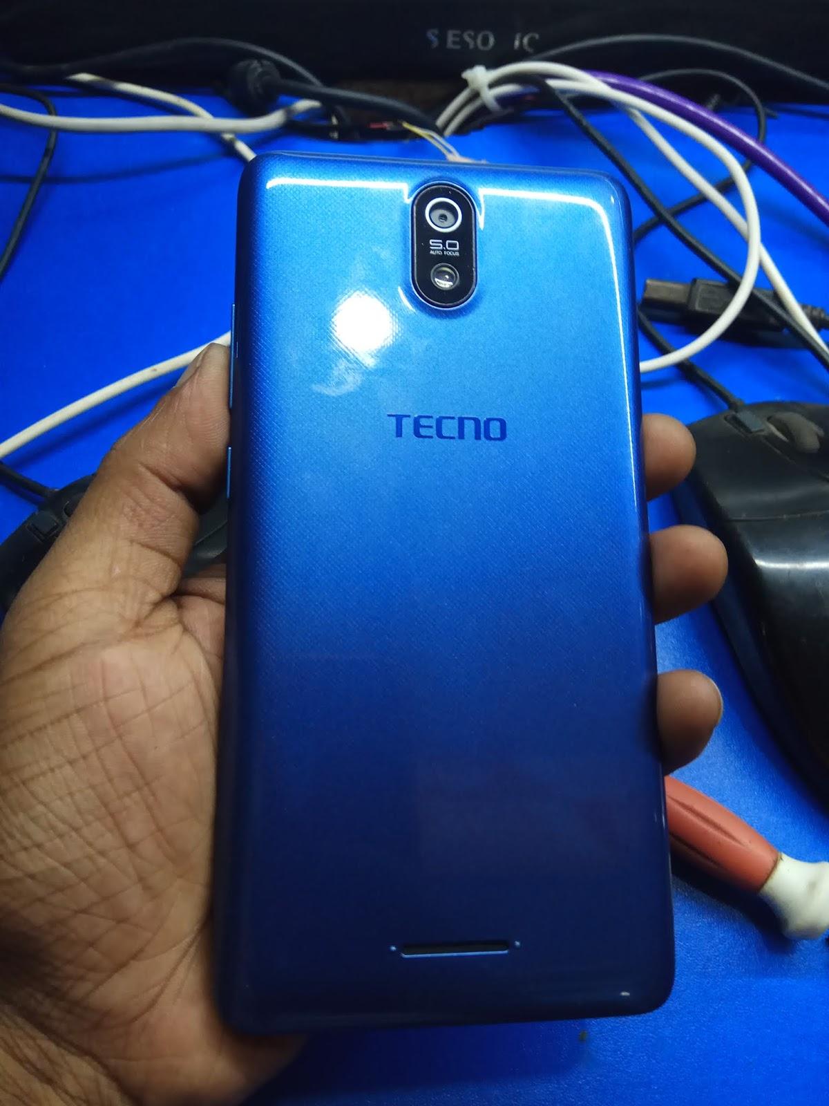 Tecno K9 Firmware