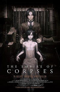 Watch The Empire of Corpses Online Free in HD