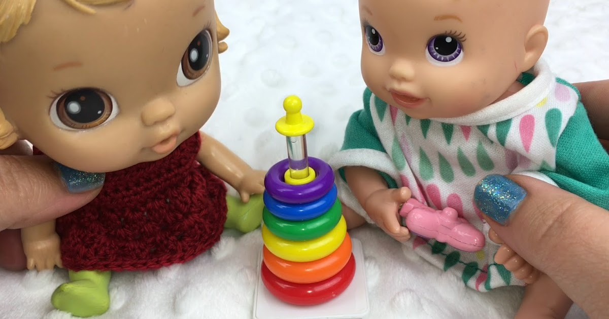 Fun With Baby Alive World S Smallest Toys For Baby Alive
