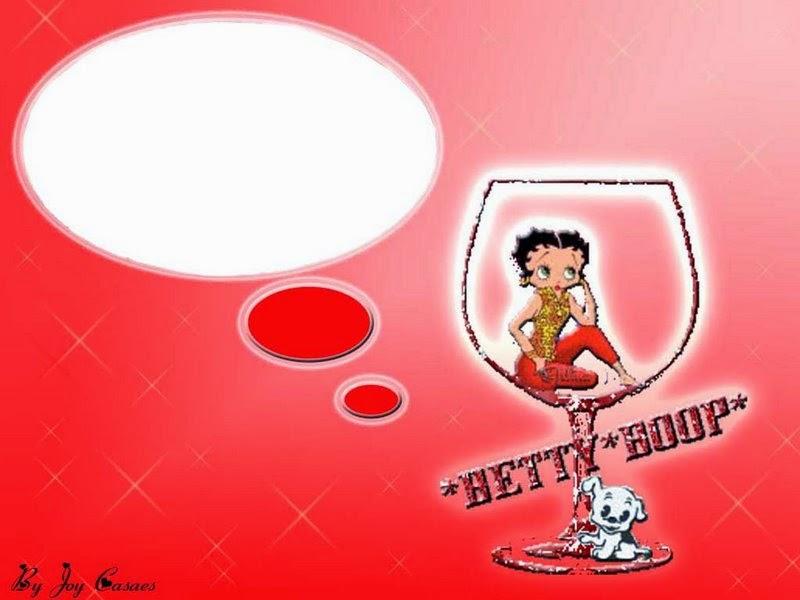 Betty Boop Invitaciones O Tarjetas Para Imprimir Gratis