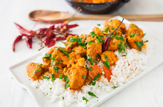 #Recipe : Thai Curry Chicken