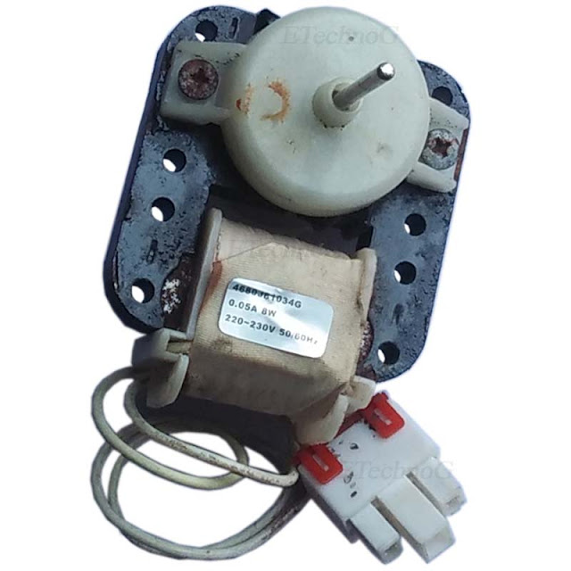 Shaded Pole Induction Motor Working and Application.