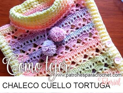 Patrones de Tortuga Amigurumi para tejer paso a paso | 301x400
