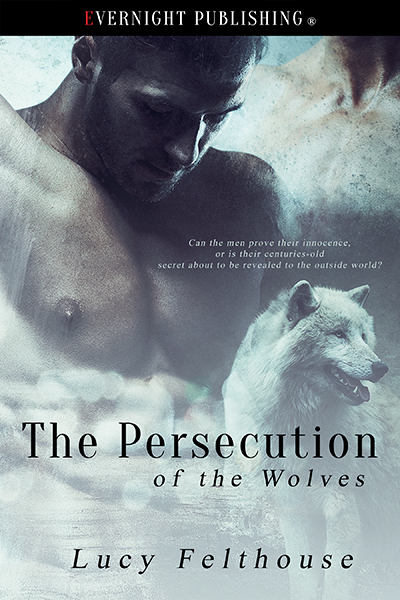 The Persecution of the Wolves cover