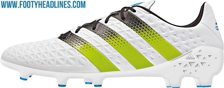 brand new 160e4 5a862 This is the first-ever white colorway of the Adidas Ace 2016 Boots.