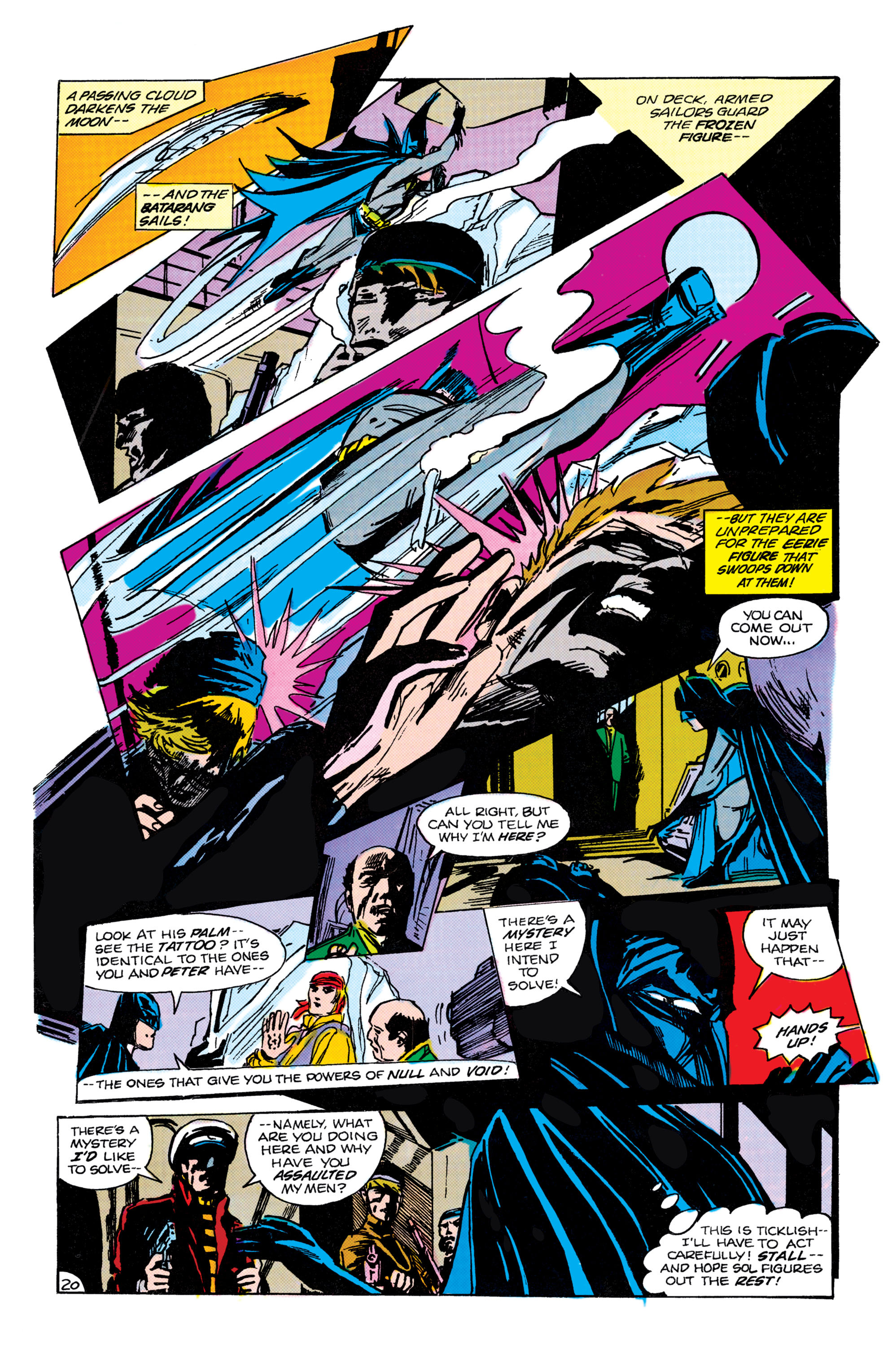 Read online World's Finest Comics comic -  Issue #305 - 21